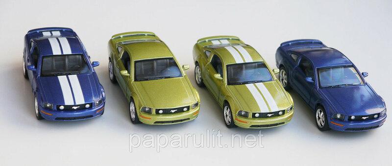 Кинсмарт форд мустанг