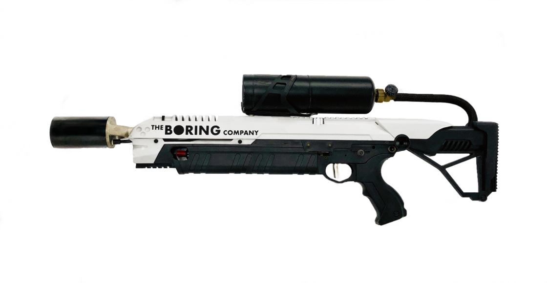 Elon Musk is selling real flamethrowers to fund The Boring Company (4 pics)