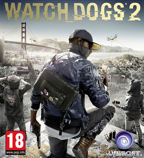 Watch Dogs 2 - Digital Deluxe Edition (2016/RUS/ENG/MULTi17/RePack by xatab)