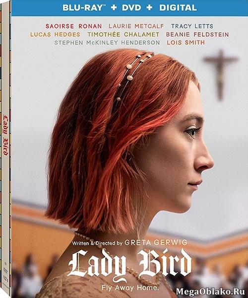 Леди Бёрд / Lady Bird (2017/BDRip/HDRip)