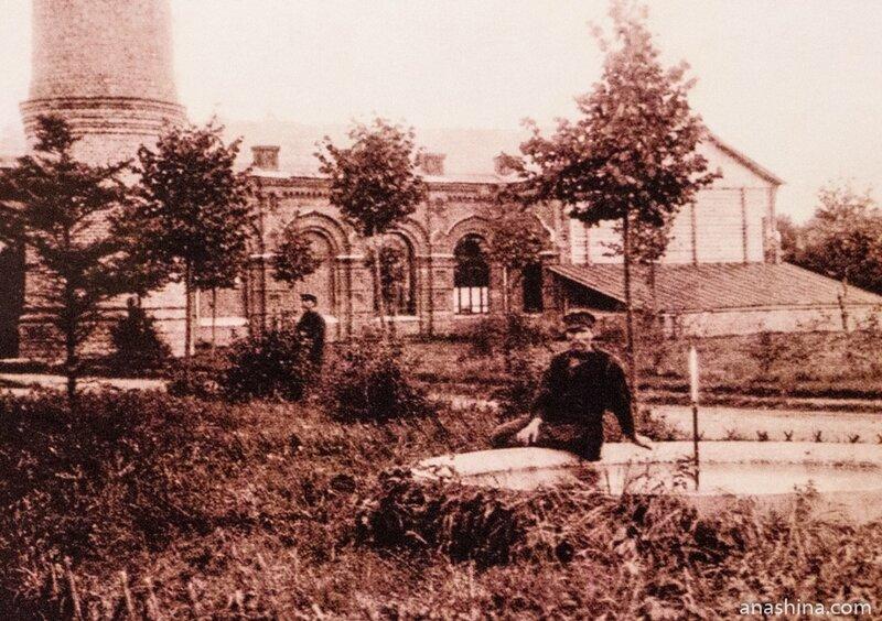 Мытищинская водонасосная станция, конец XIX века