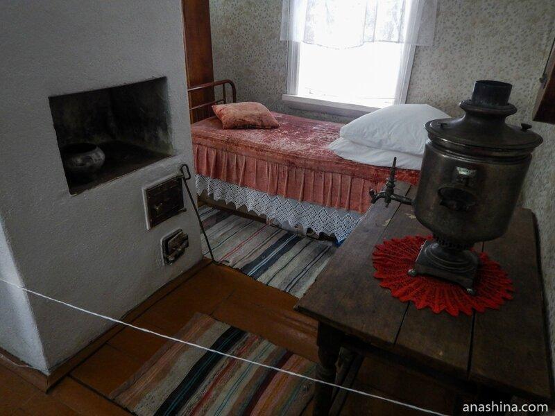 Дом-музей А.П.Гайдара, Клин