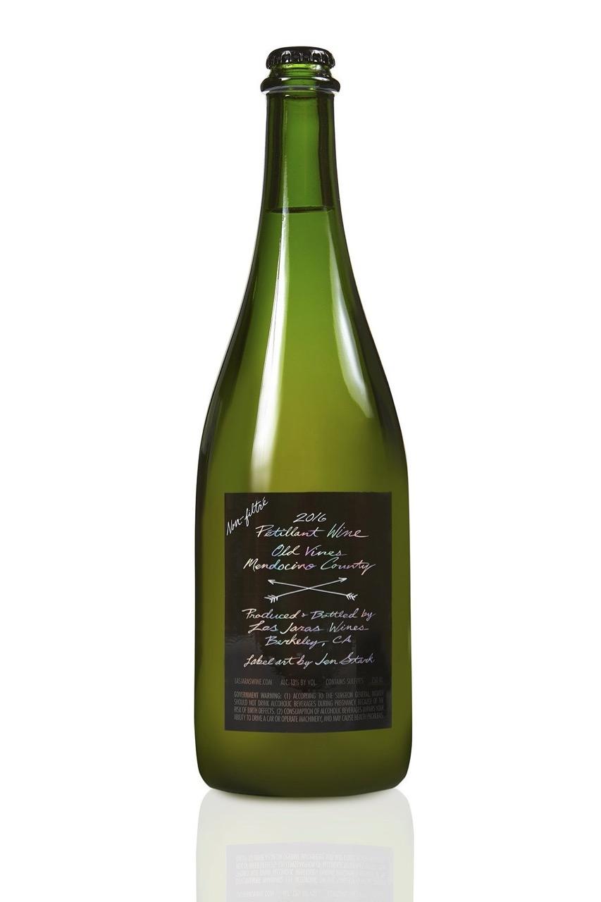 Releases: Jen Stark x Las Jaras Wines