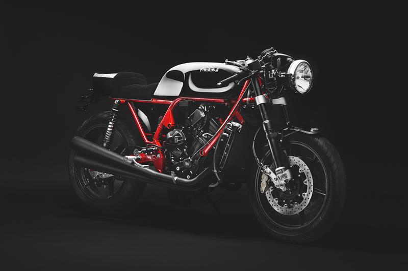 Мотоцикл Magni Filo Rosso Limited Edition