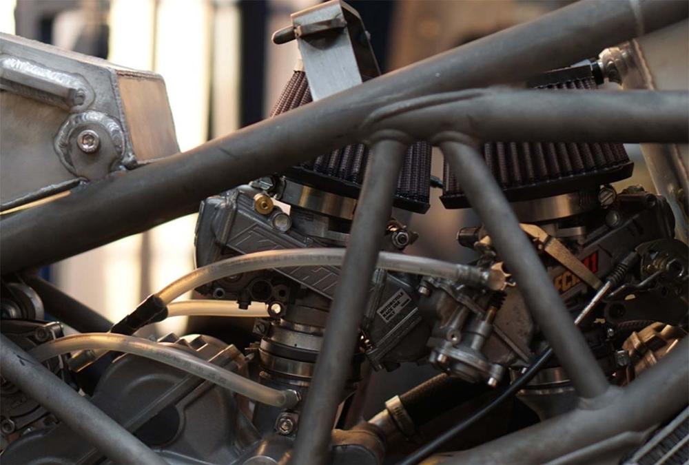 HazanSMR - супермотард KTM LC8