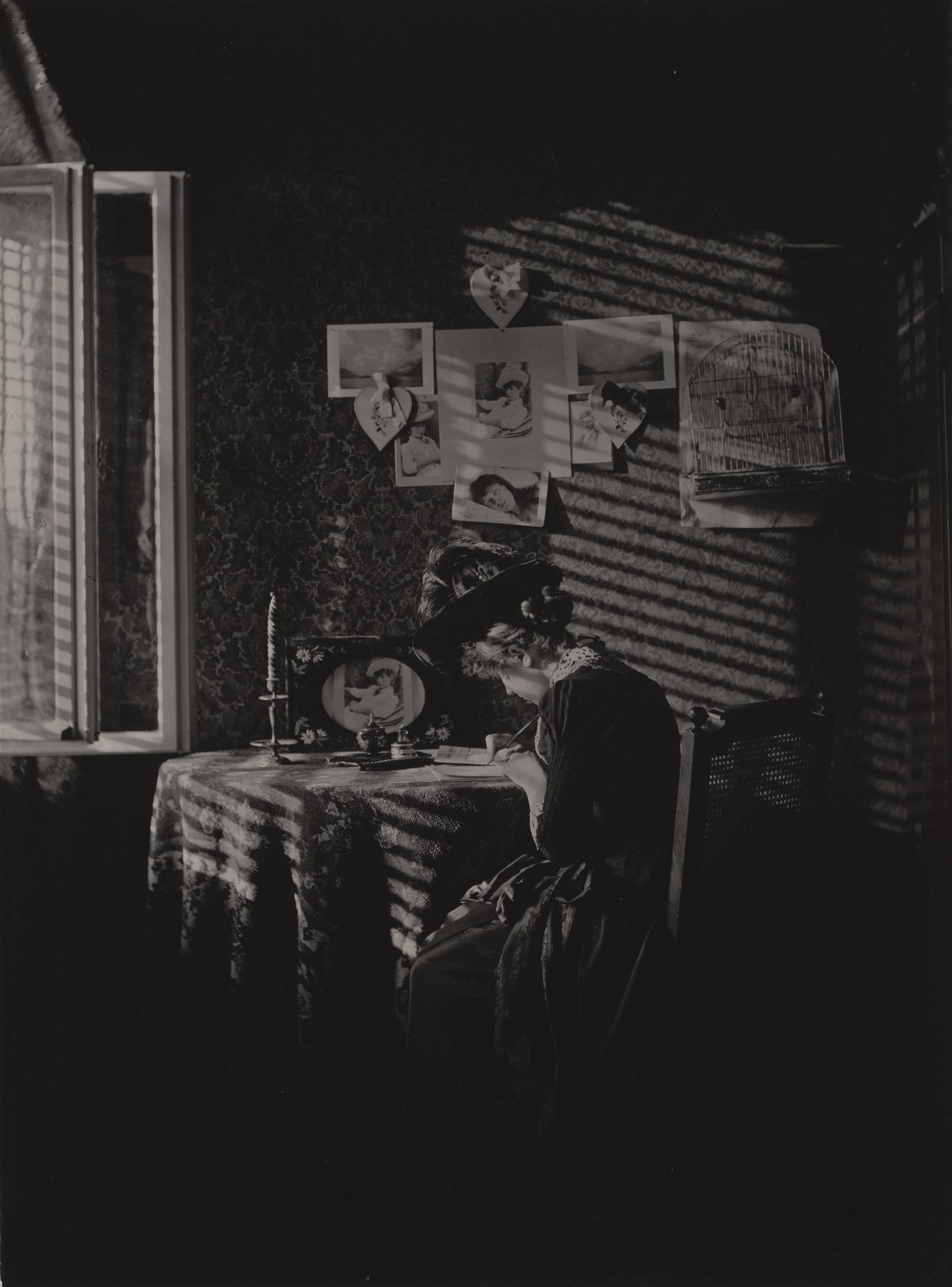 1889. Солнечные лучи, Паула, Берлин