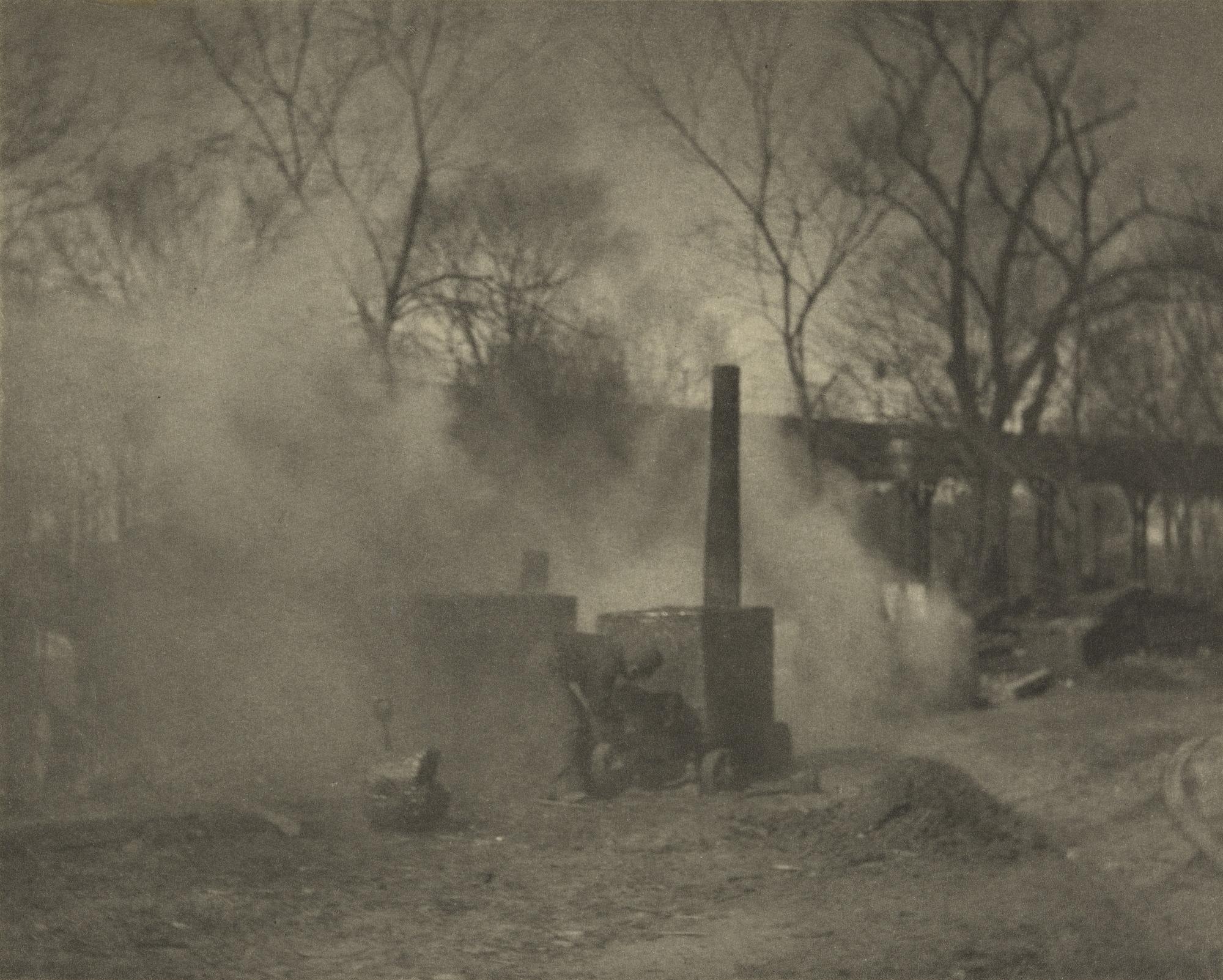 1892. Асфальтоукладчик, Нью-Йорк