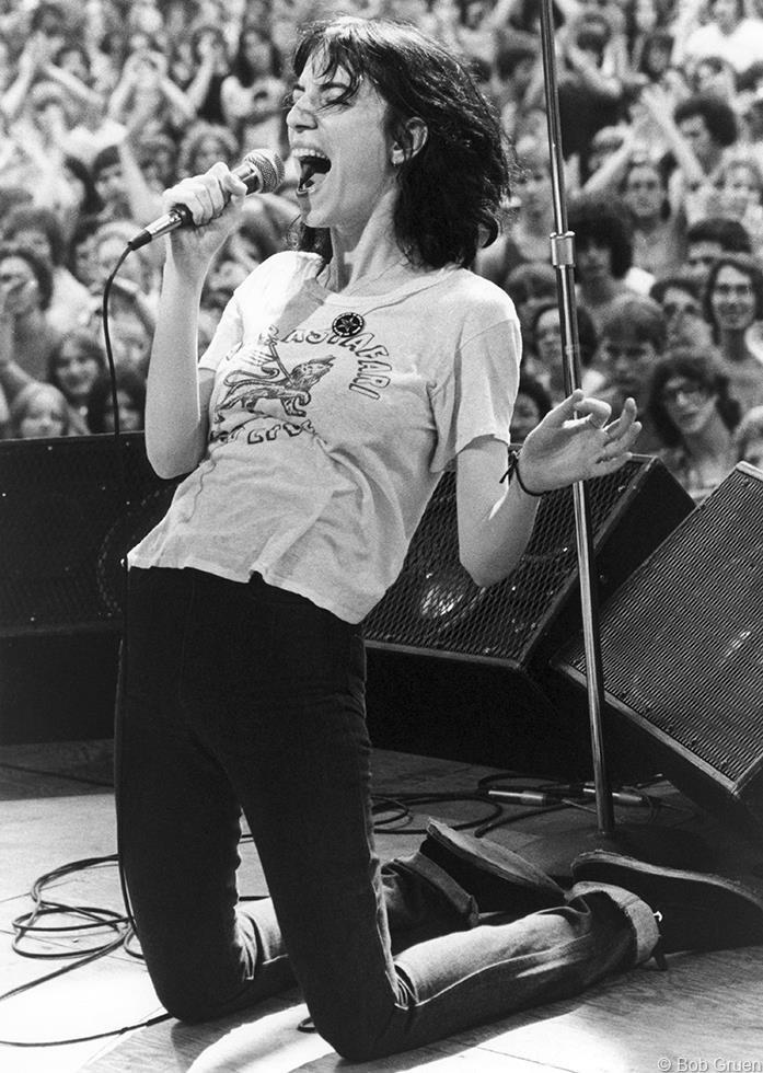 1976. Патти Смит