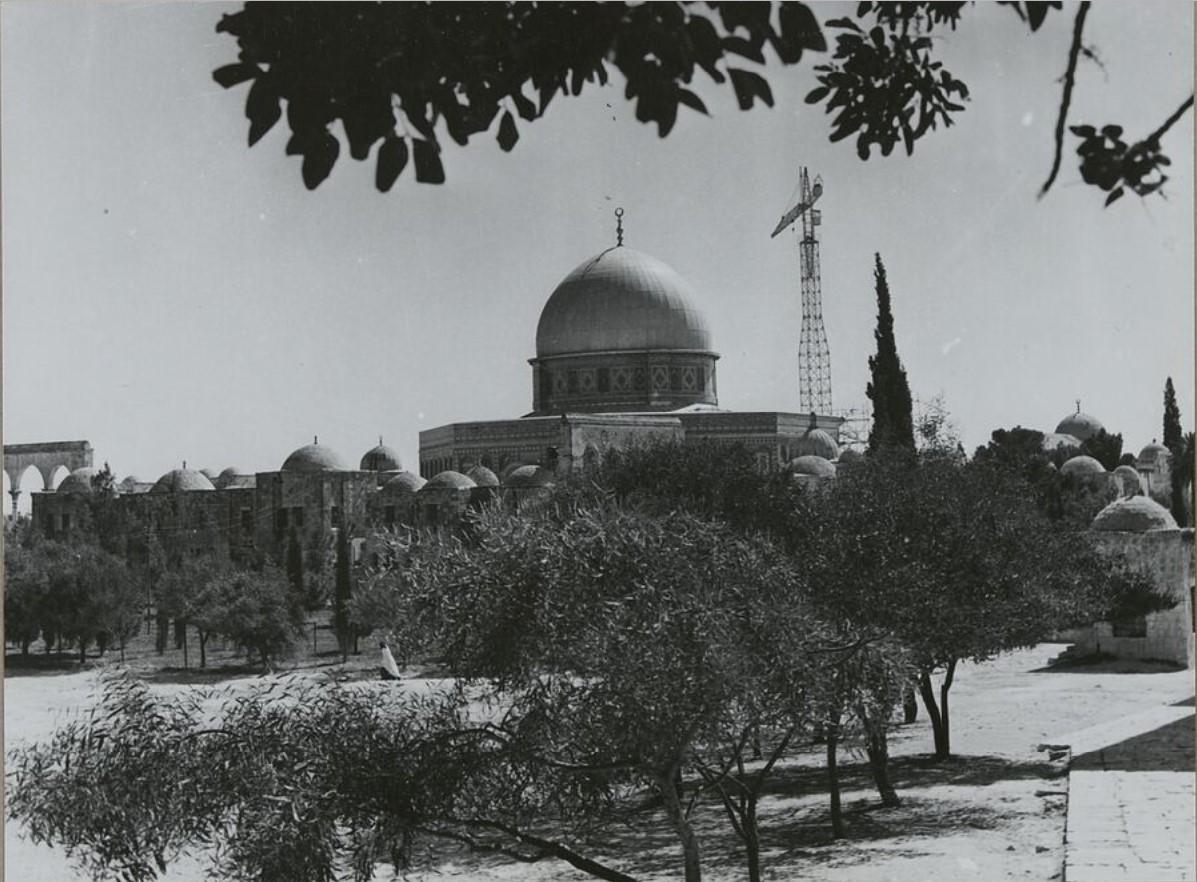Иерусалим. Мечеть Эль-Акса