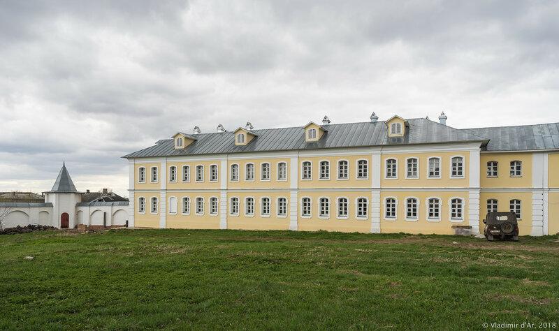 Алексеевский монастырь в Угличе