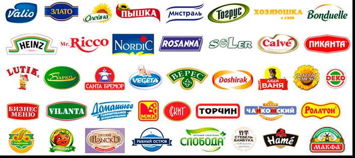 оптовая доставка продуктов питания ООО Данк