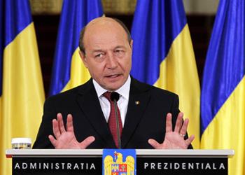 Бэсеску беспокоится за территориальную целостность Румынии