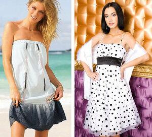 Готовимся к летнему сезону - выбираем платья и сарафаны