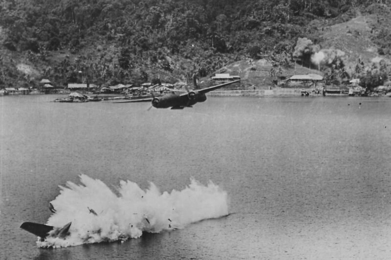 A–20G Havoc 312th BG