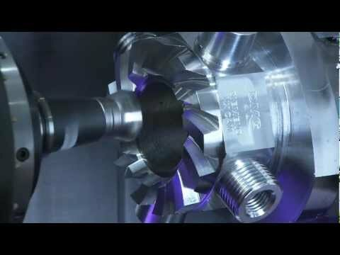 окарно-фрезерный станок DMG CTX gamma 2000 TC