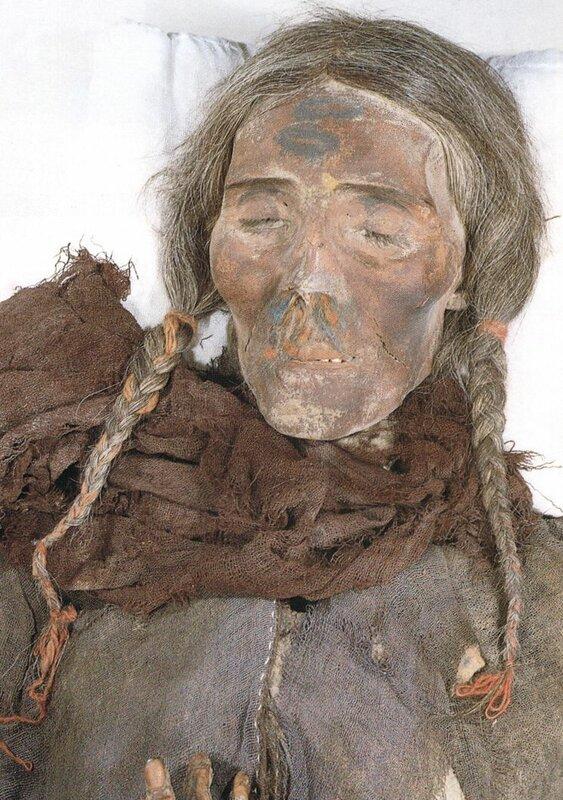 Мумии из Урумчи - одна из наиболее важных археологических находок XX века (4 фото)