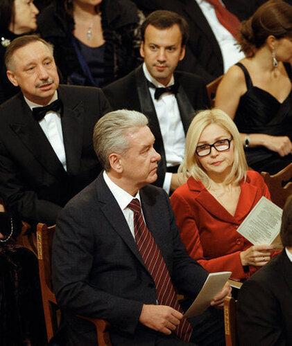 Сергей Собянин после 28 лет супружеской жизни объявил о разводе