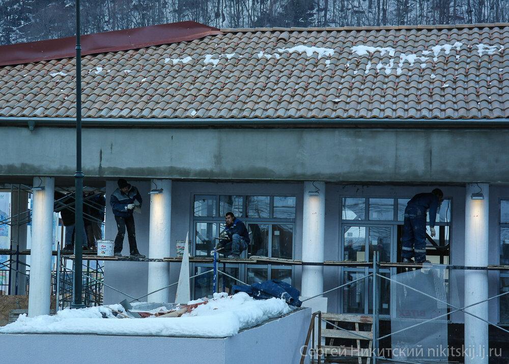 Ужасы пятизвездочных отелей на Красной Поляне
