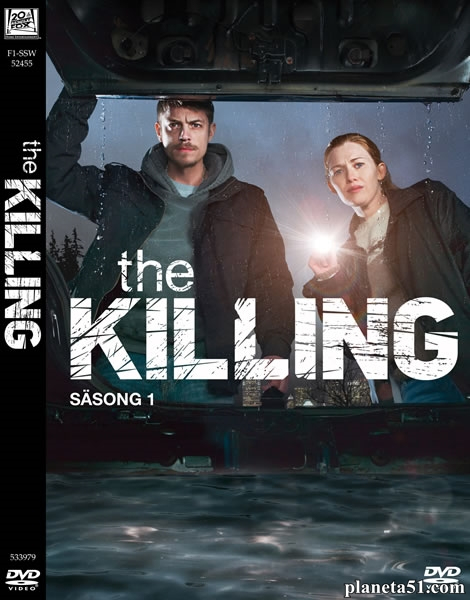 Убийство (1-3 сезоны) / The Killing (2011-2013/WEB-DLRip/LostFilm)