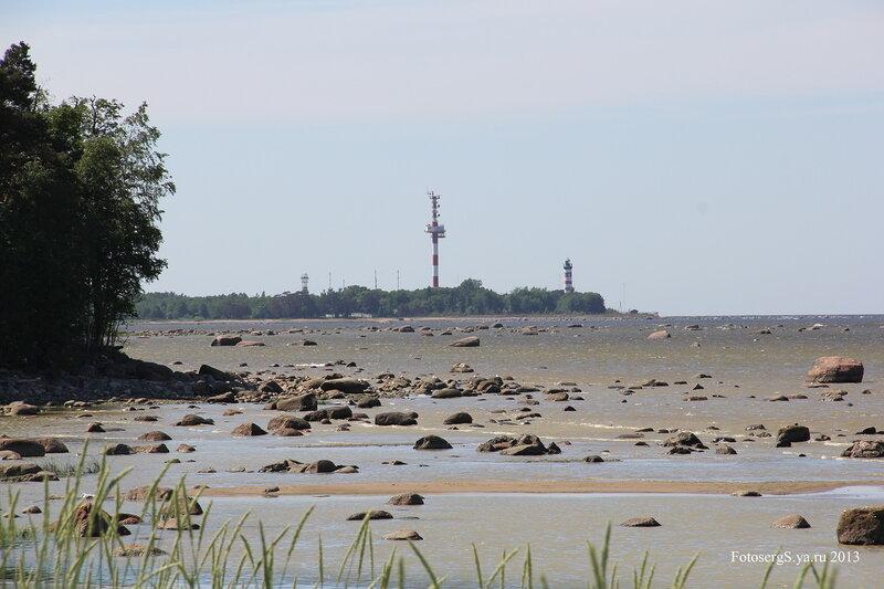 Вид на полуостров Каравалдай