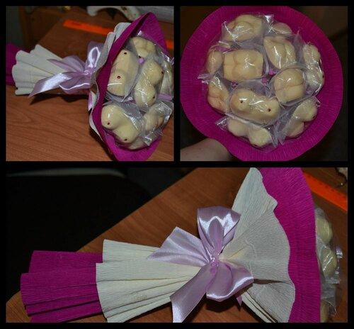Композиции из конфет, Аспект