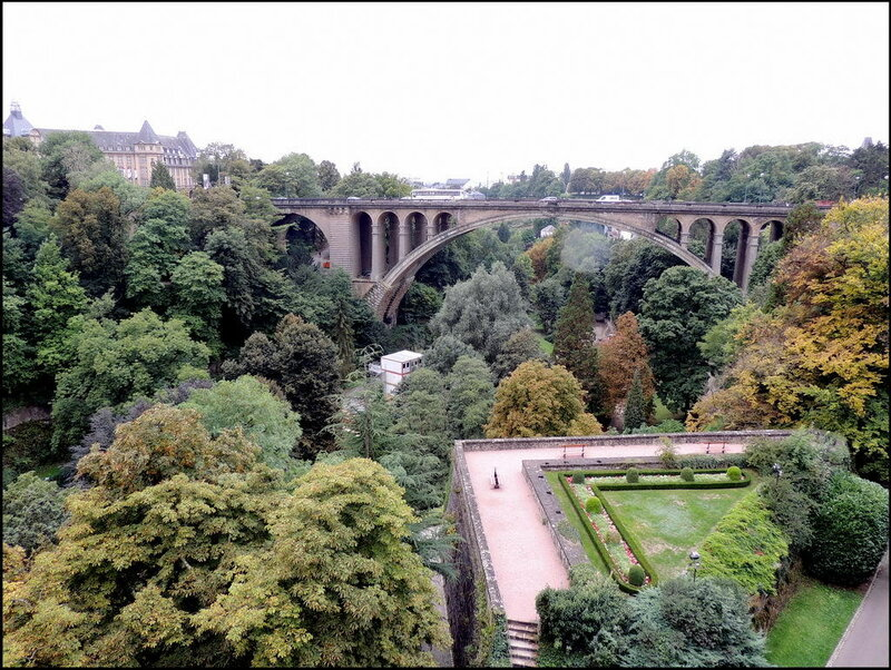 Luxembourg 8571 Pont Adolphe
