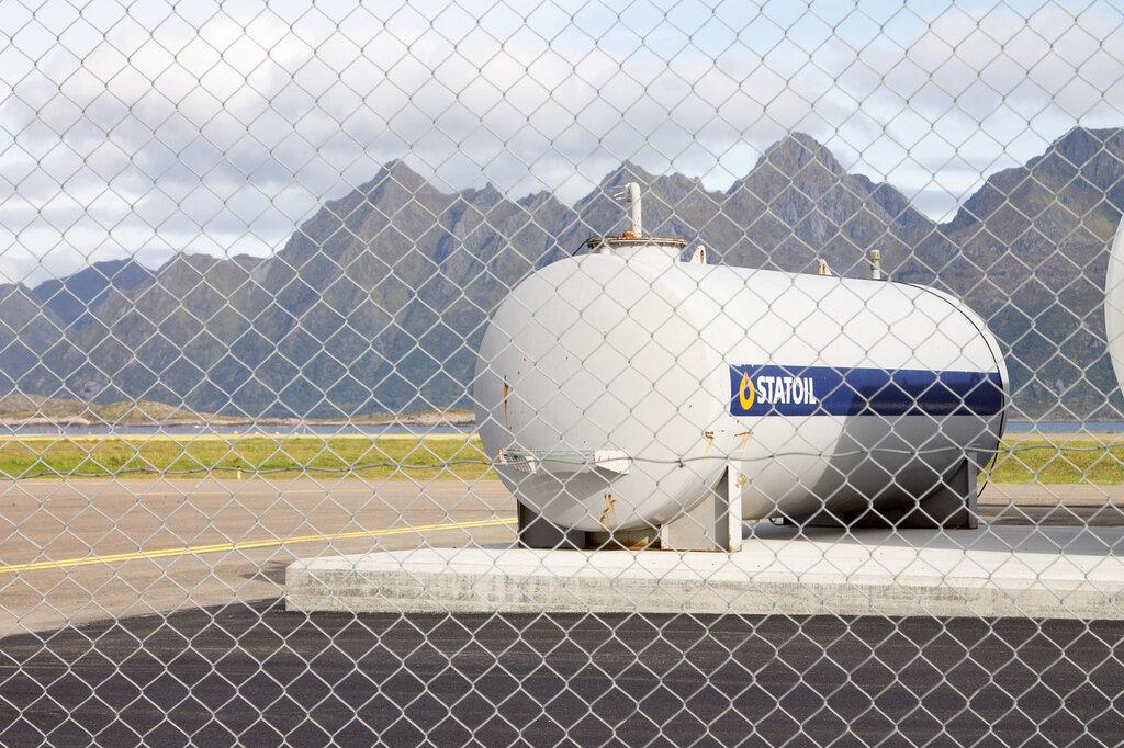 Бензин в Норвегии
