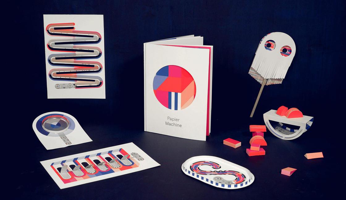 Papier Machine – Des jouets en papier pour apprendre l'electronique !
