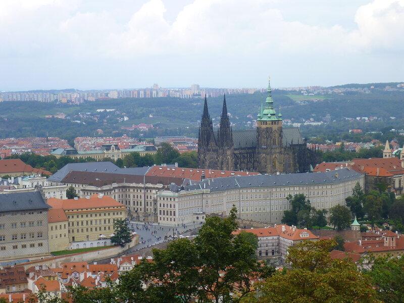 Чехия, Прага - Пражский Град (Czech Republic, Prague - Prague Castle)