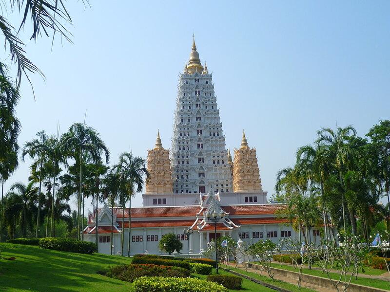 Таиланд, храм Ват Ян (Thailand, Wat Yan)