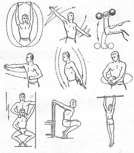 Комплекс упражнений для подвижности суставов как принимать асд во внутрь при боли в суставах