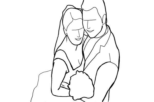 Позирование: позы для свадебной фотографии 6