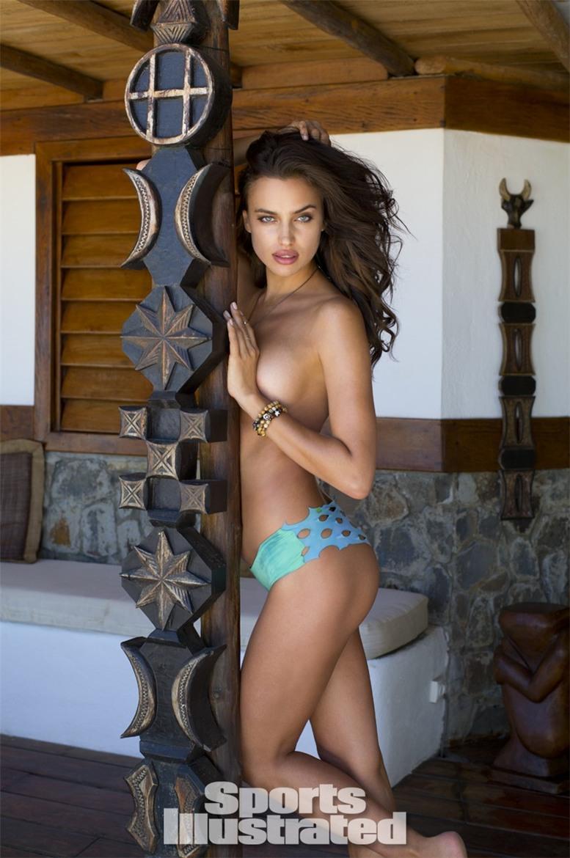 Ирина Шейк в каталоге купальников Sports Illustrated Swimsuit 2014:  valse_boston — LiveJournal