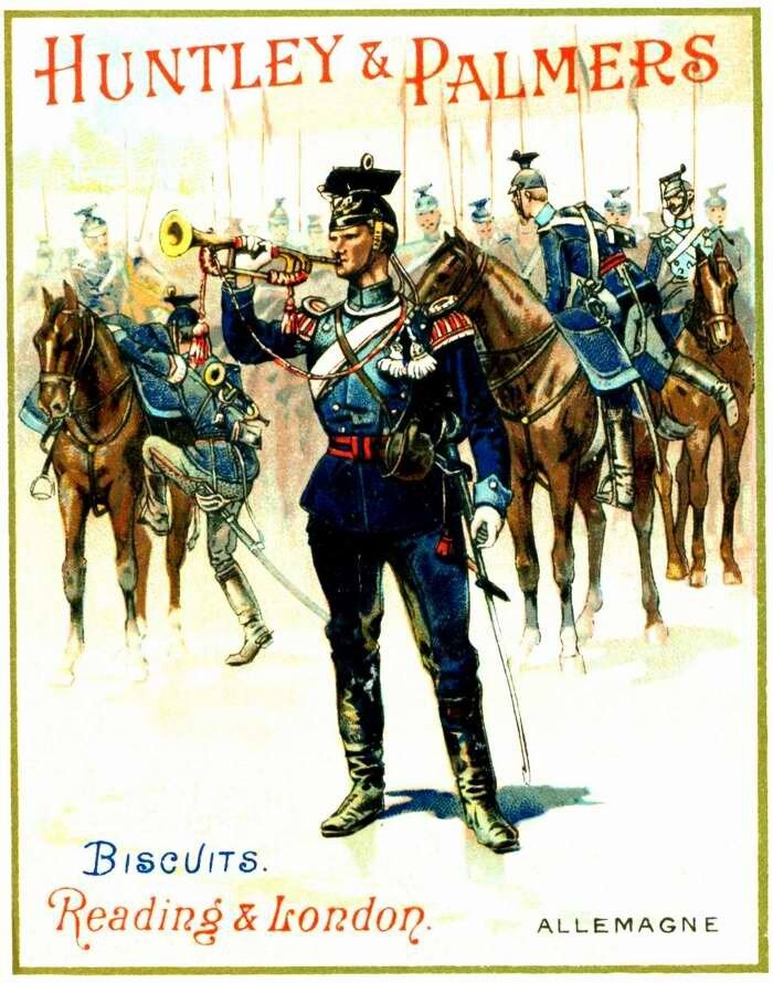 Солдаты германской армии (1)