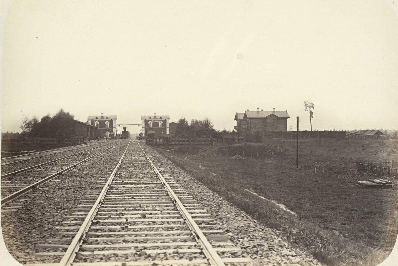 25. Станция Осеченка