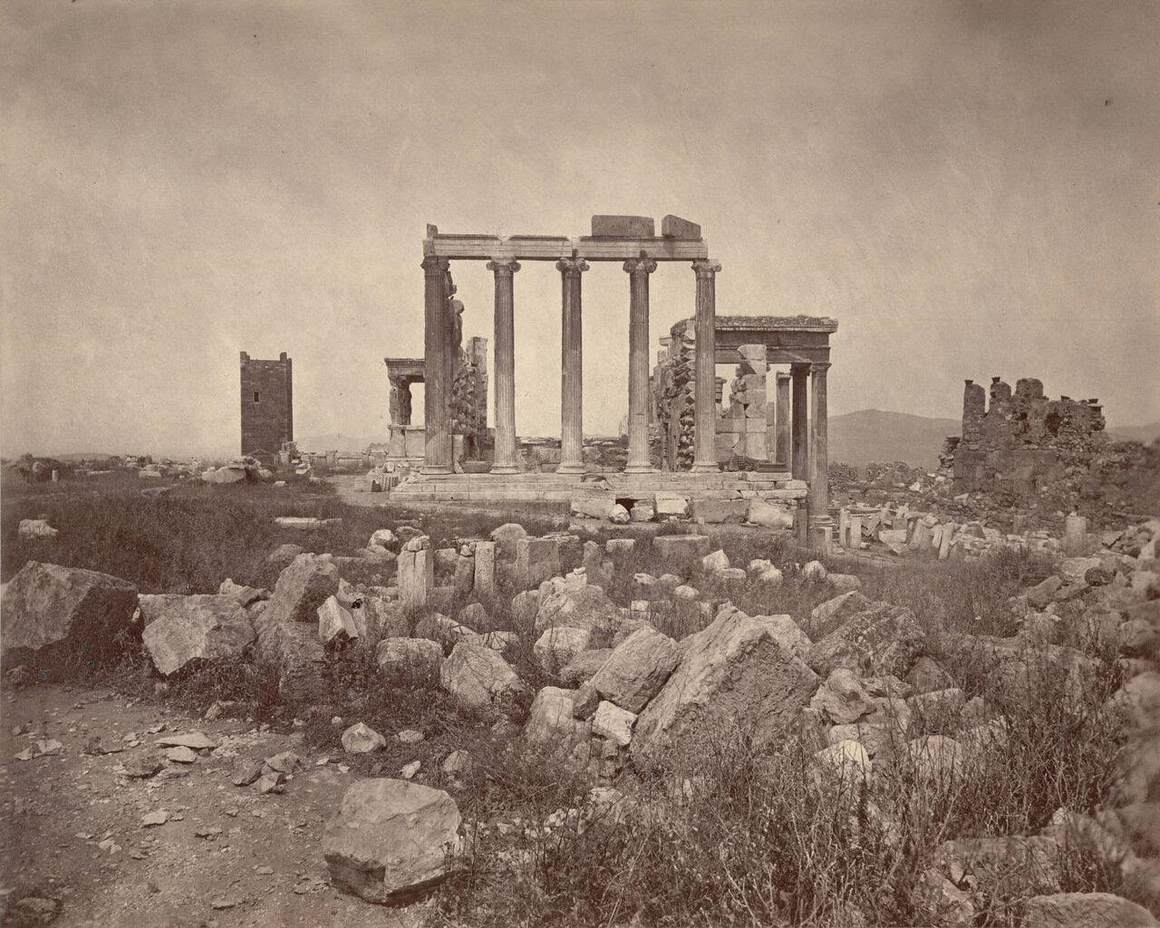 Эрехтейон 1875