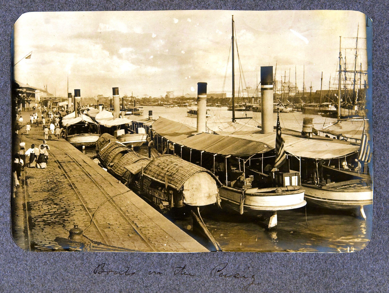 02. Лодки на реке Пасиг