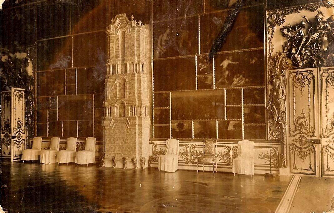 Картинный зал Екатериниского дворца