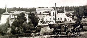 Имение князя Кочубея. Пивоваренный завод