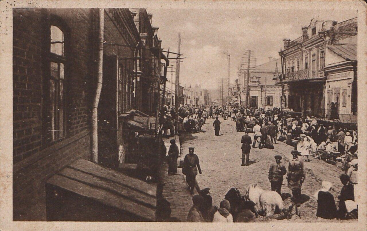Минская улица
