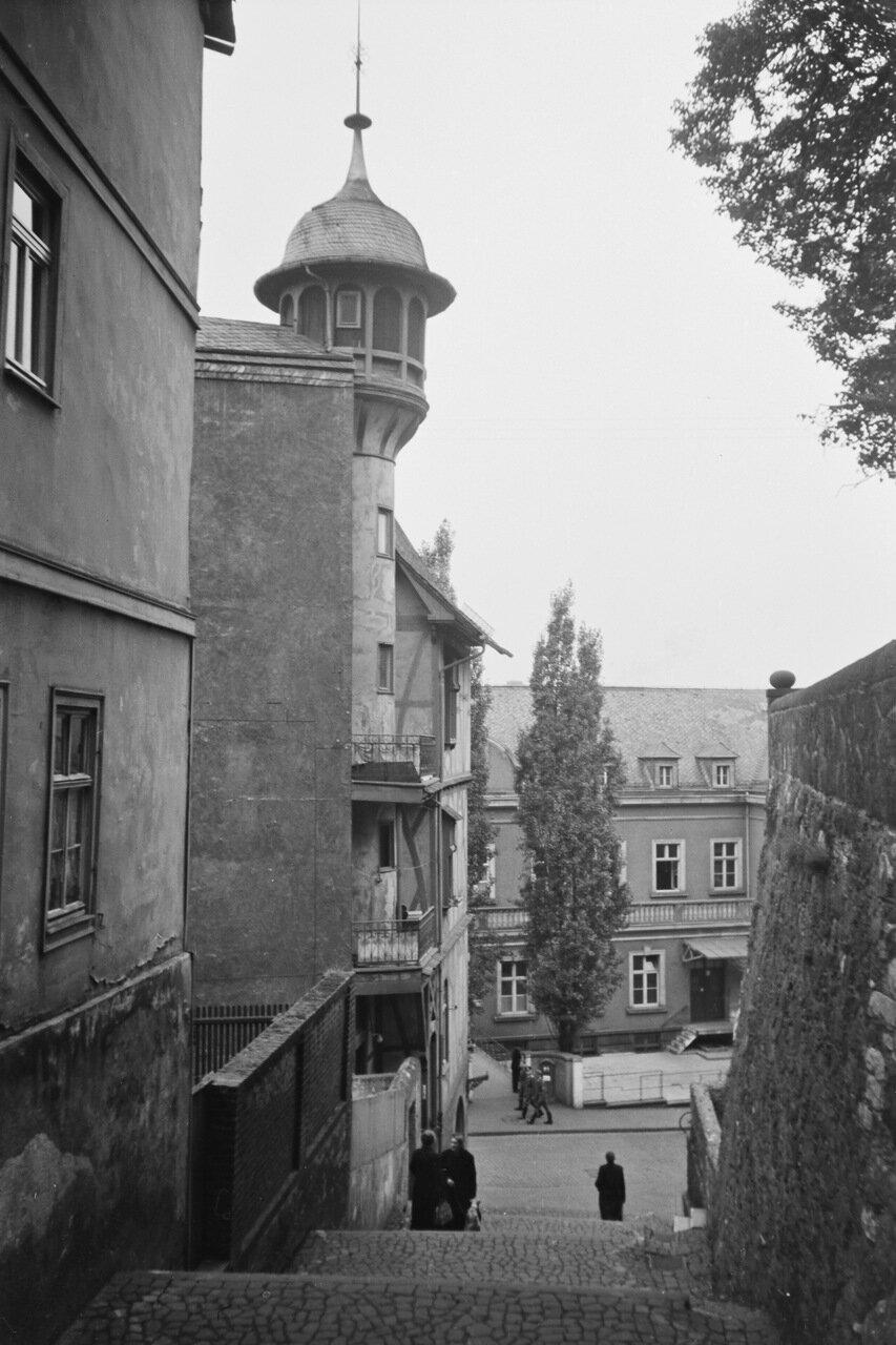 1940. Вецлар, в нескольких шагах от Соборной площади