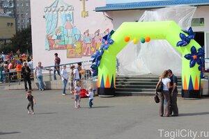 дети,праздник,Нижний Тагил,день города
