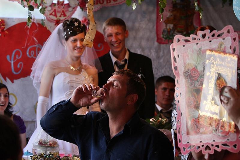 «Свадьба без гламура»