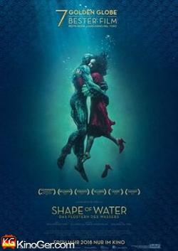 Shape of Water - Das Flüstern des Wassers (2017)