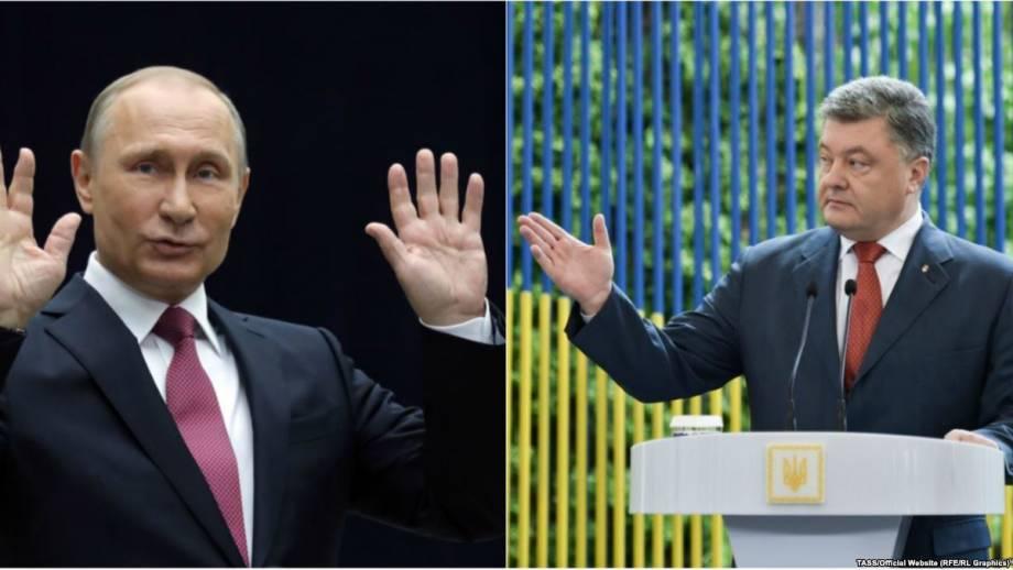 Порошенко встретился бы с Путиным ради Крыма – Бєлєсков