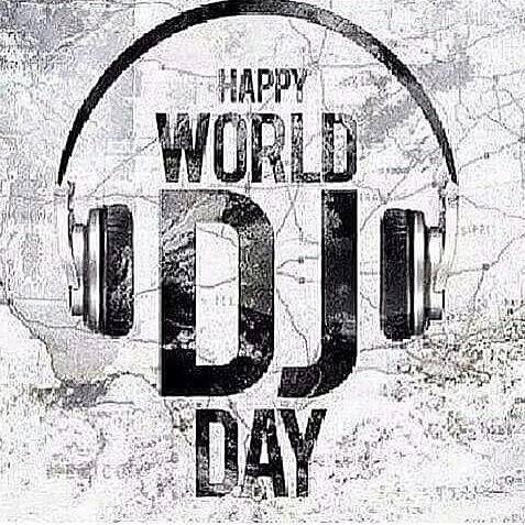 Открытки Всемирный день ди-джея! Поздравляем вас!