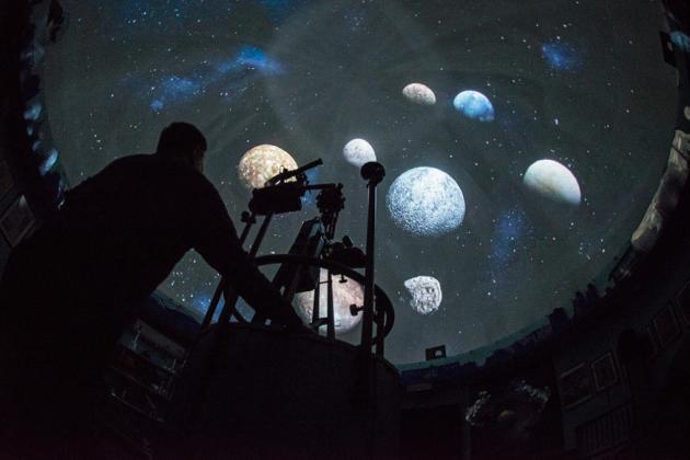 Открытки Международный день планетариев