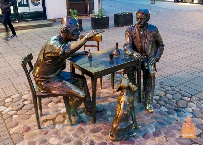 Центр города Ниш совсем небольшой - тут есть пешеходная улица с множеством магазинов и лавок