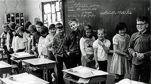 Джейн Элиот: эксперимент над расизмом (1 фото)
