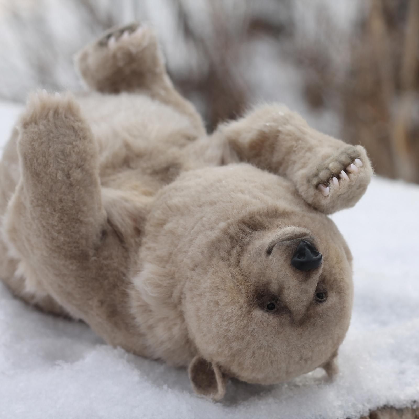 Медведь Степан [игрушка]